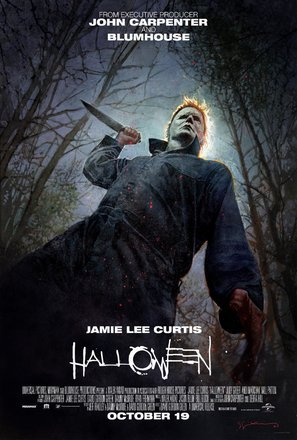 Import Posters Halloween - 2018 - U.S Movie Wall Print - 30CM X 43CM