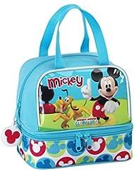 Mickey Mouse Portameriendas, Color Multicolor