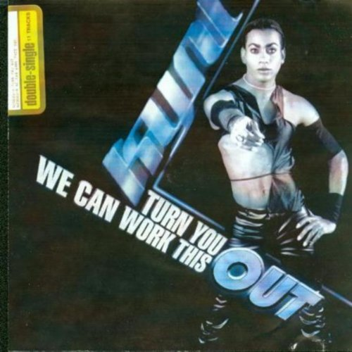 Kynt - Turn You Out / We Can Work This Out (Double Maxi Single)