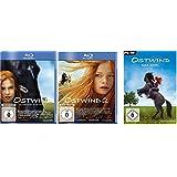 Ostwind - Blu-Ray/Film 1+2 & PC-Spiel im Set - Deutsche Originalware