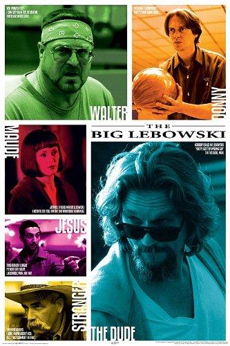 the-big-lebowski-poster-citation-61cm-x-915cm-1-pair-of-transparent-poster-hangers