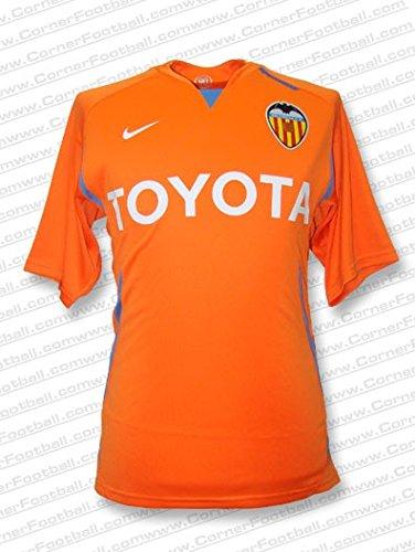 Nike - Valencia Camiseta ENTRENO Naranja 07/08 Hombre Talla: L
