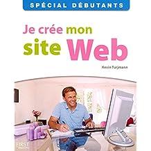 JE CREE MON SITE WEB