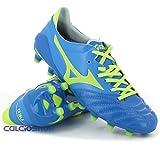 Mizuno Morelia Neo II Made in Japan - Chaussures de Football pour Homme - P1GA-165144 (42)