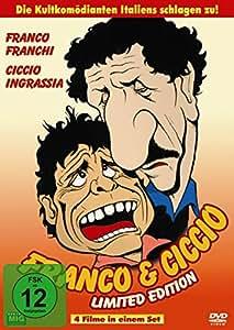 Franco & Ciccio [Limited Edition] [2 DVDs]