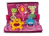 Parteet Multicolour Rattle Set for Infan...