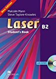 Laser Students Book + CD-ROM Pack Level B2