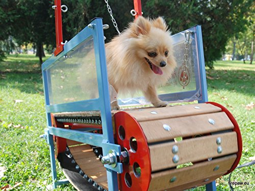 Firepaw Mini Dog Treadmill/Mini Hunde Laufband/Hundetraining/Hundelaufband