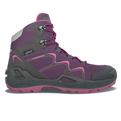 Lowa Innox GTX MID Junior - prune/berry