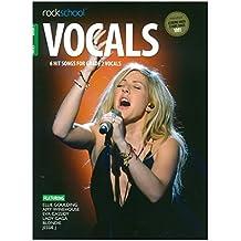 Rockschool: Vocals Grade 2 - Female (Book/Online Audio)