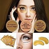 Greencolourful 5 Paar Golden Eye Collagen Augen Maske