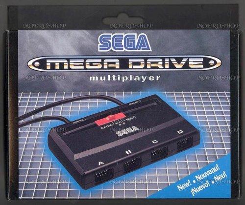 Sega - Multiplayer - 4 player Adaptor - megadrive