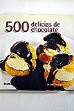 500 delicias de chocolate - Lauren. Rodríguez Fischer, Cristina. coord Floodgate