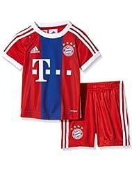 adidas Baby Trikot und Short FC Bayern Home Kit