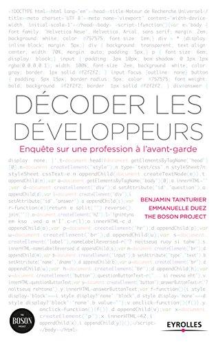 Décoder les développeurs: Enquête sur une profession à l'avant-garde