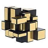 Unbekannt Clown 0896008 Magic Puzzle Cube Gold hergestellt von AK Sport