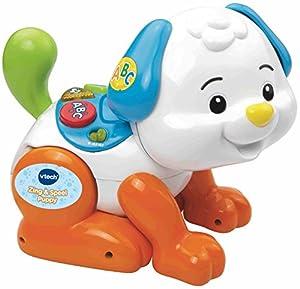 VTech Baby Zing & Speel Puppy Niño/niña - Juegos educativos, Niño/niña, 3 año(s), Perro, Holandés, De plástico