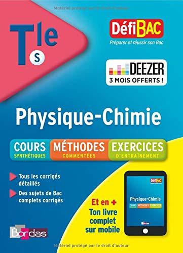 DéfiBac Cours/Méthodes/Exos Physique/Chimie Terminale S + 3 mois offerts à Deezer Premium+ (6) par Paul Lienhard
