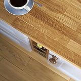 Solid Oak Timber Block Worktops 3000mm x 620mm x 40mm