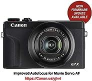 كاميرا كانون 3637C001 باور شوت G7 X Mark III - سوداء