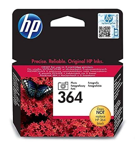 HP - 364 Photo - Cartouche d'encre d'origine -