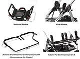 Hartan Adapter zu Sky, Vip, Xperia, Topline, Racer, Skater GT für Maxi-Cosi CabrioFix, Pebble, BeSaf