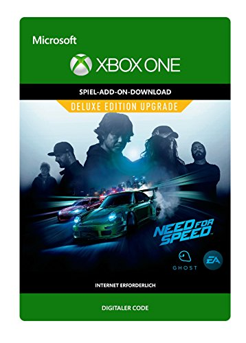 Need For Speed: Deluxe Edition Upgrade [Xbox One - Download Code]