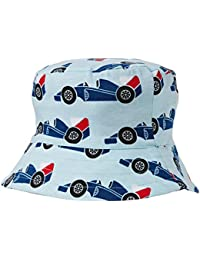 Maxomorra Unisex Baby Mütze Racer Car