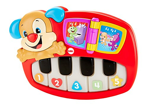 Mattel Fisher-Price DLD21 - Lernspaß Piano