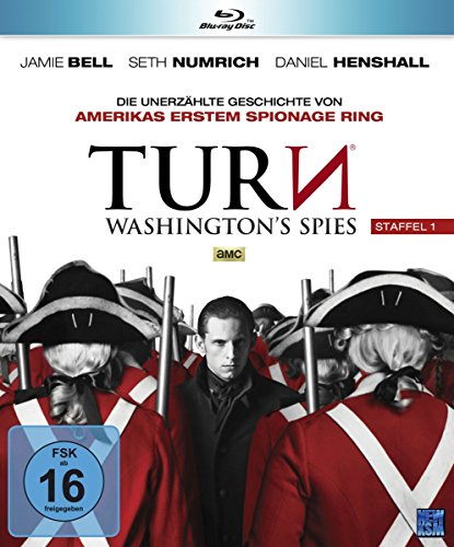 Turn - Washington's Spies Staffel 1 [AMC] (Episode 1-10 im 4 Disc Set) - Erste Offizier Kostüm