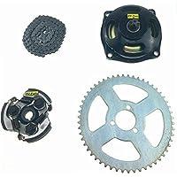 Dirt Bike Getriebe Antrieb 47//49ccm Typ 4 RV-Parts Pocket Bike Mini Cross