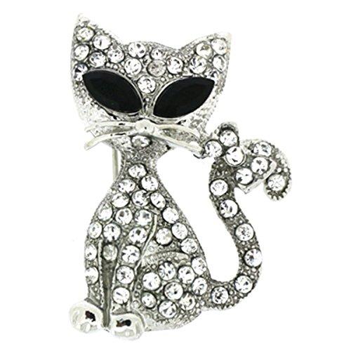 Katze Kristall FOXY SCARF (Foxy Kostüme)