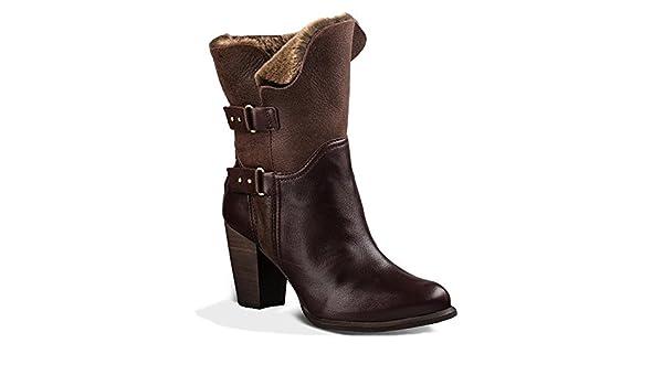 48d30d1a70b UGG Women's Jayne Stout Boot 12 B (M): Amazon.co.uk: Shoes & Bags