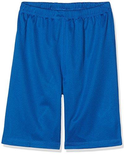 Urban Kids Jungen Kids Bball Mesh Shorts, Blau (Royal), 152 (Herstellergröße: 12)