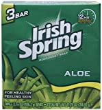 Irish Spring (Irial) Aloe Deodorant Soap...