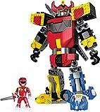 Mega Bloks Figura de acción 900 DPK78 Power Rangers Mightymorphin Megazord
