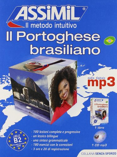 Pack MP3 Portoghese Brasiliano