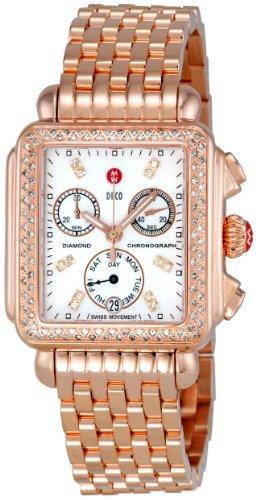 Michele MWW06P000109 - Reloj de pulsera Mujer, color Oro