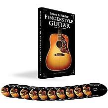 Learn Master Fngrstyl Gtr Bk/Cd/Dvds (Spotlight (Hal Leonard))