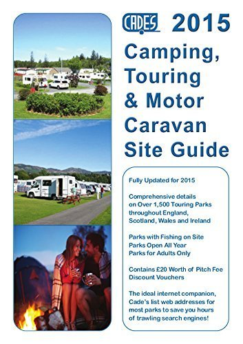 Cade's Camping, Touring & Motor Caravan Site Guide 2015 by Reg Cade (2015-01-15)
