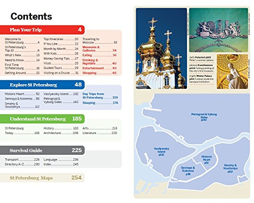 Lonely Planet St. Petersburg (City Guides) - Bild 7