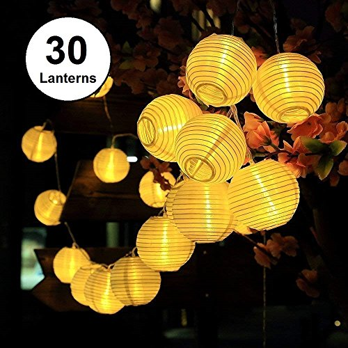 Ex-Pro ® 30 M estática Super Brillante luz de cuerda de varios colores para Navidad Navidad