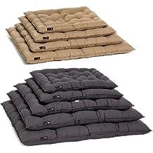 Pointer - Almohada Urban para perro, Cómodo cama/sofa para perros, Cojín para mascotas ortopédico, Colchon para perros pequeños, medianos y grandes-lavable a 95°C en todo-tamaño y color seleccionables