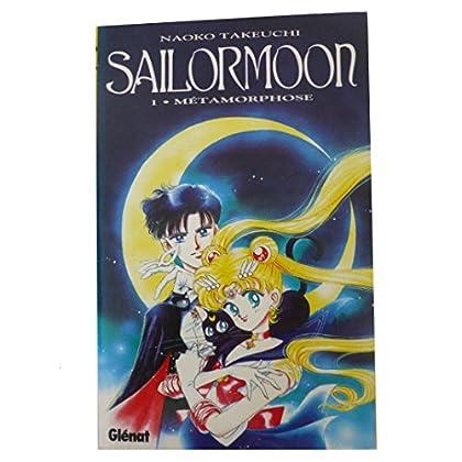 Sailormoon, Tome 1 : Métamorphose