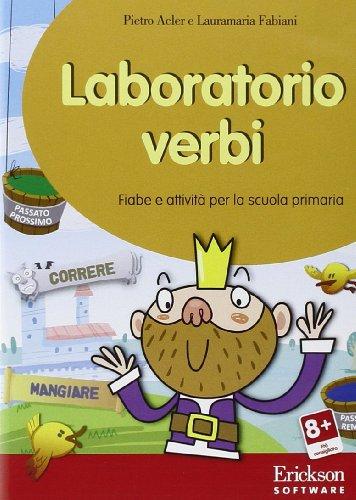Laboratorio verbi. Fiabe e attivit per la scuola primaria. CD-ROM