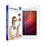 CELLBELL Front-Nano Screen Protector For Xiaomi Redmi Note 4 With Installation Kit