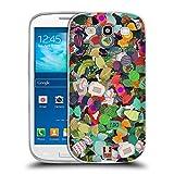 Head Case Designs Suesse Ueberraschung Vintage Suessigkeiten Soft Gel Hülle für Samsung Galaxy S3 III I9300