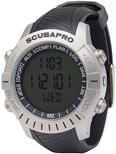 Scubapro Mantis 2 - ohne Sender mit Polar Brustgurt