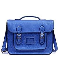 Amazon.co.uk: Blue - Satchels / Women's Handbags: Shoes & Bags