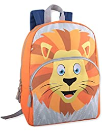 961e7adf9ad6 Kids Animal Friends Critter Backpacks For Boys   Girls With Reinforced  Straps